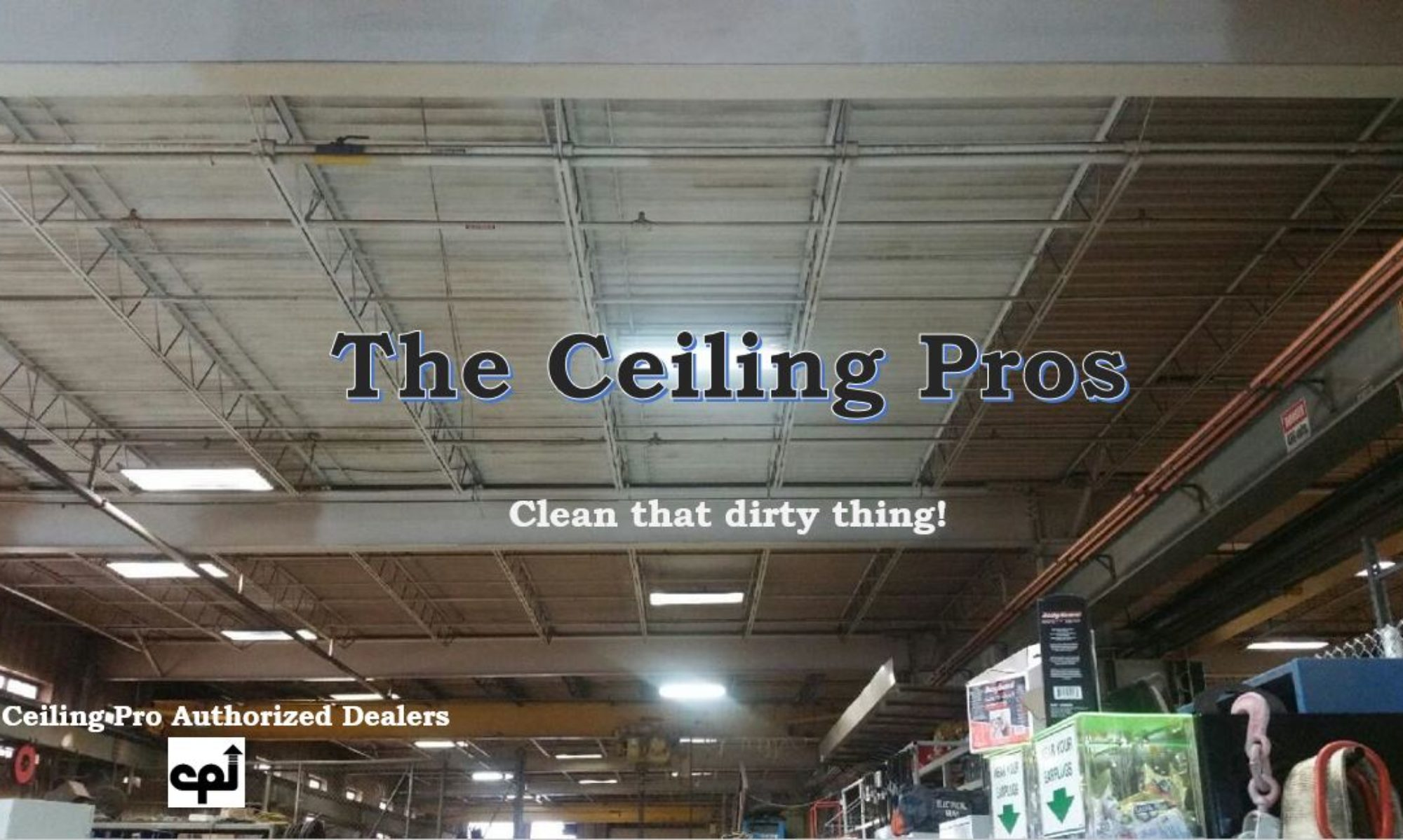 The Ceiling Pros
